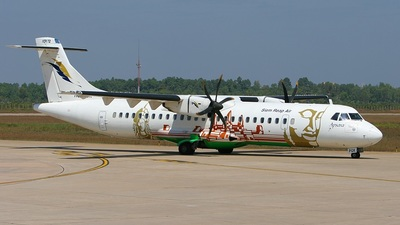 HS-PGK - ATR 72-212A(500) - Bangkok Airways