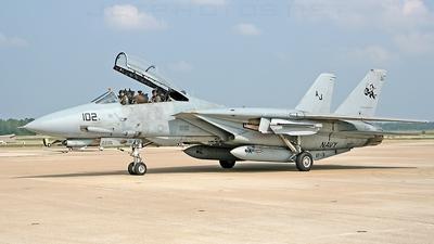 163904 - Grumman F-14D Tomcat - United States - US Navy (USN)
