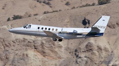 A picture of N690EW - Cessna 550 Citation II - [5500108] - © Mark Abbott