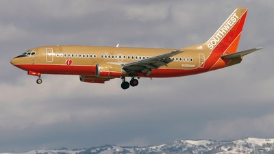 N306SW - Boeing 737-3H4 - Southwest Airlines