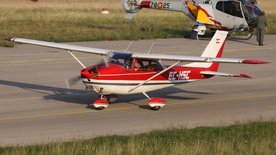 EC-HSC - Reims-Cessna F172H Skyhawk - Private