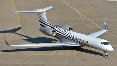 N383LS - Gulfstream G-V - Private