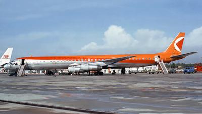 CF-CPP - Douglas DC-8-63 - CP Air