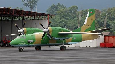 3C-4GE - Antonov An-32B - Equatorial Guinea - Air Force