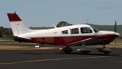VH-NBF - Piper PA-28-180 Archer - Private