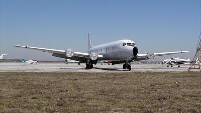 N616SE - Douglas DC-6A Liftmaster - Nighthawk Air Systems