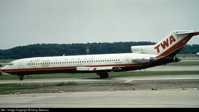 N54340 - Boeing 727-231(Adv) - Trans World Airlines (TWA)