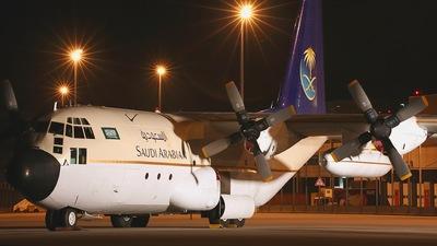 HZ-115 - Lockheed VC-130H Hercules - Saudi Arabia - Royal Flight