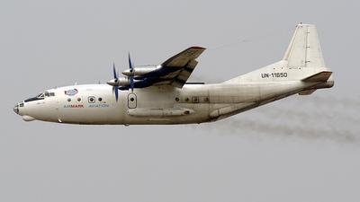 UN-11650 - Antonov An-12 - Airmark Aviation