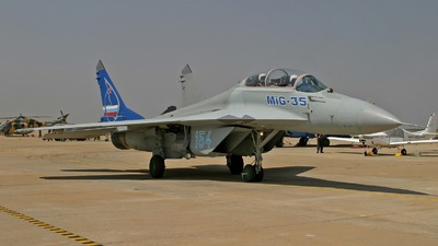 154 - Mikoyan-Gurevich MiG-35UB Fulcrum F - Mikoyan-Gurevich Design Bureau