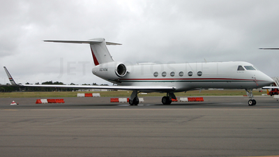 N674RW - Gulfstream G550 - Private