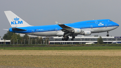 PH-BFU - Boeing 747-406(M) - KLM Royal Dutch Airlines