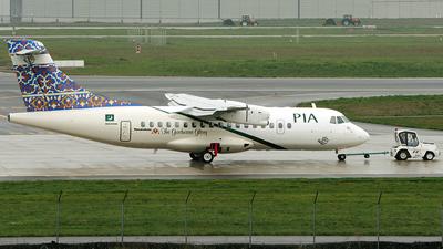 F-WWLU - ATR 42-500 - Pakistan International Airlines (PIA)