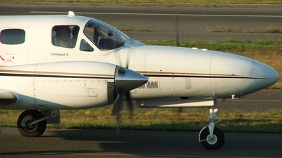 A picture of N825SP - Cessna 441 Conquest - [4410127] - © Dylan Cook