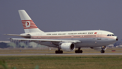 TC-JCR - Airbus A310-203 - THY Turkish Airlines