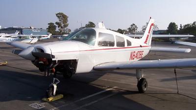 A picture of N8408E - Piper PA28161 - [288116259] - © Derin