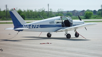 N647FL - Piper PA-28-140 Cherokee D - Private