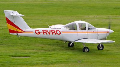 A picture of GRVRO - Piper PA38112 - Ravenair - © jim kew