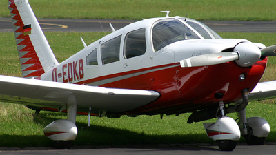 A picture of DEDKB - Piper PA28235 Cherokee C - [2811230] - © Jeroen Stroes