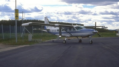 OH-USI - Cessna 208 Caravan - Private