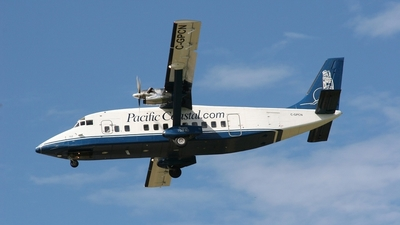 C-GPCN - Short 360 - Pacific Coastal Airlines