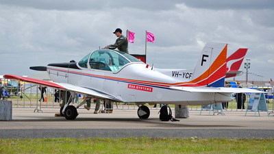 VH-YCF - Pacific Aerospace CT-4B Airtrainer - BAE Systems Australia