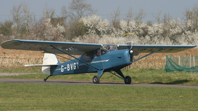 G-BVGT - Auster J1 - Private