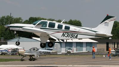 A picture of N3191A - Beech A36 Bonanza - [E3291] - © Sergey Riabsev