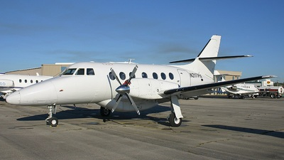 A picture of N317PX - BAe Jetstream 31 - [688] - © Ralph Duenas - Jetwash Images
