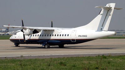 PH-RAQ - ATR 42-320 - Rossair Europe
