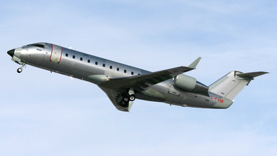 C-FVQB - Bombardier CL-600-2B19 Challenger 800 - Bombardier Aerospace
