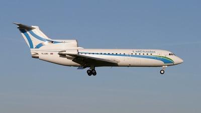 YL-LBU - Yakovlev Yak-42D - LatCharter Airlines