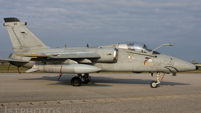 MM7171 - Alenia/Aermacchi/Embraer AMX ACOL - Italy - Air Force