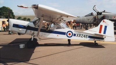 XR246 (G-A - Auster AOP9 - Private