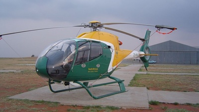 ZS-RLO - Eurocopter EC 120B Colibri - South Africa - National Parks Board