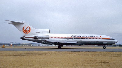 JA8326 - Boeing 727-46 - Japan Airlines (JAL)