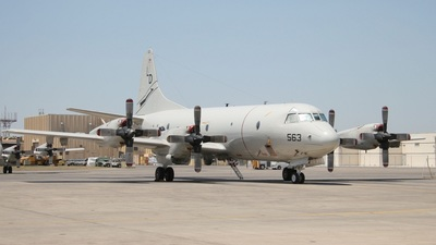 158563 - Lockheed P-3C Orion - United States - US Navy (USN)