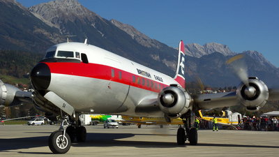G-APSA - Douglas DC-6A Liftmaster - Air Atlantique