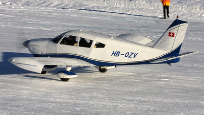 A picture of HBOZV - Piper  PA28180 - [284613] - © Peter Menner