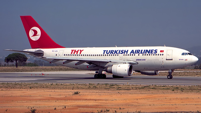 TC-JCL - Airbus A310-203 - THY Turkish Airlines