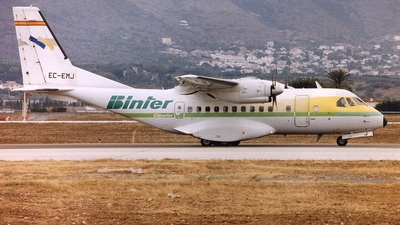 EC-EMJ - CASA CN-235-10 - Binter Canarias
