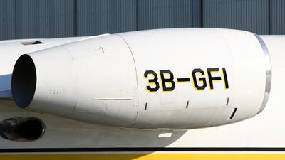 3B-GFI - Canadair CL-600-1A11 Challenger 600 - Groupe d´Action Financière (GAFI)
