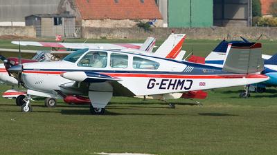 A picture of GEHMJ - Beech S35 Bonanza - [D7879] - © Jason Nicholls - v1images
