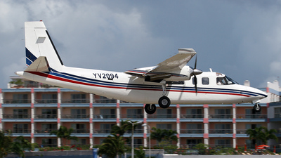 A picture of YV2094 - Rockwell 690B Turbo Commander - [11366] - © Brian T Richards