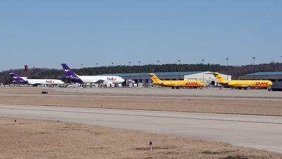 KRDU - Airport - Ramp