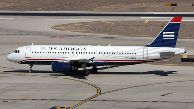 N625AW - Airbus A320-231 - US Airways (America West Airlines)