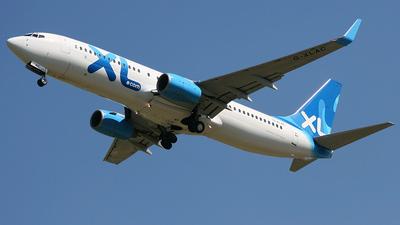 G-XLAC - Boeing 737-81Q - XL Airways