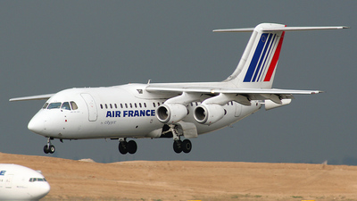 EI-DEX - British Aerospace BAe 146-300 - Air France (CityJet)