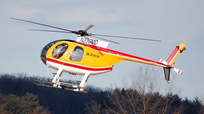 A picture of N230MD - MD Helicopters MD 500 - [510978D] - © Nick Michaud
