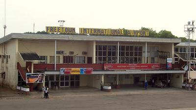 GFLL - Airport - Terminal